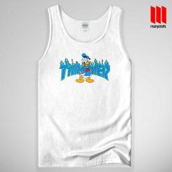 Donald Duck Thrasher Tank Top Unisex