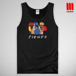 Friends Halloween Tank Top Unisex