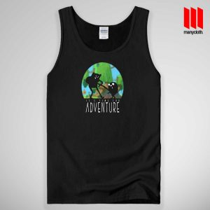 It's Time For Adventure Tank Top Unisex