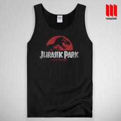 Jurassic Park Retro Tank Top Unisex