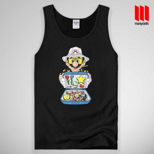Super Mario Bros Tank Top Unisex