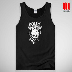 Metal Dolly Parton Tank Top Unisex