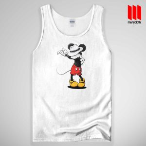 Mickey Mouse Style Tank Top Unisex