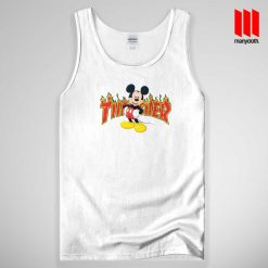 Mickey Mouse Thrasher Tank Top Unisex