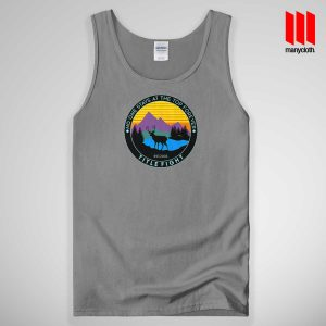 No One Stays At The Top Forever Tank Top Unisex