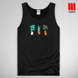 Plant Flower Quote Tank Top Unisex