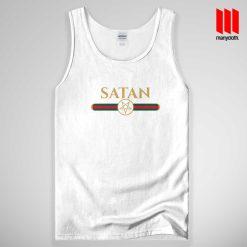 Satan Gucci Parody Tank Top Unisex