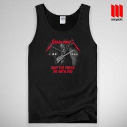 Star Wars Metallica Tank Top Unisex