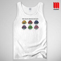 The Many Moods Of Bait Tank Top Unisex
