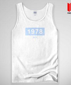 1978 New York Tank Top Unisex