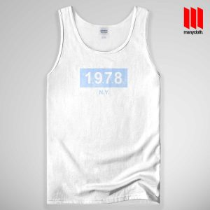 1978 New York Tank Top Unisex