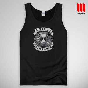 A Day To Remember Hourglass Tank Top Unisex
