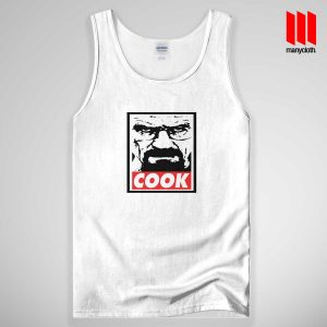 Cook Quote Band Tank Top Unisex
