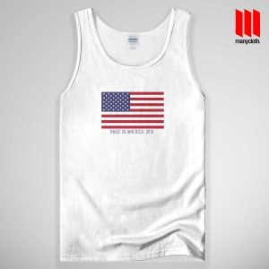 Made In America 2016 Tank Top Unisex