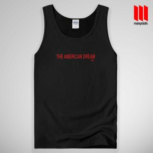 The American Dream Tank Top Unisex