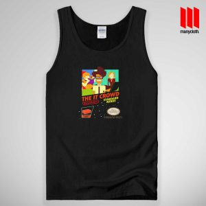The IT Crowd NES Game Tank Top Unisex
