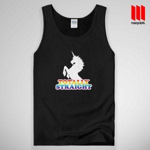 Totally Straight Unicorn Tank Top Unisex