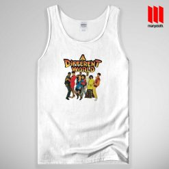 A Different World Tank Top Unisex