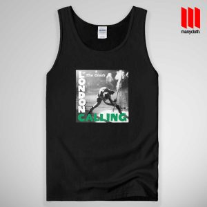 The Clash London Calling Tank Top Unisex