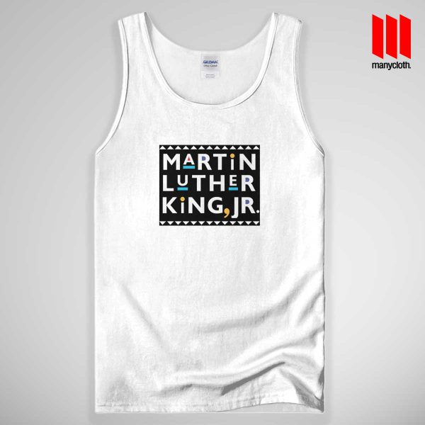 Martin Luther King JR Tank Top Unisex