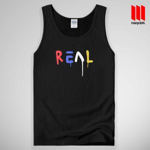 Real Colorful YVVGSWAG Tank Top Unisex
