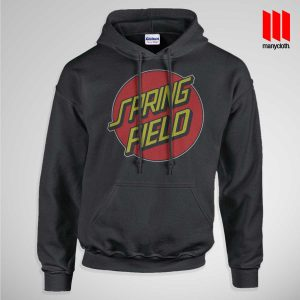 Springfield Skateboarding Hoodie is the best and cheap clothing for gift