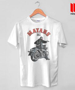 Prospect Of Mayans MCAaahh The Real Monsters T Shirt is the best and cheap designs clothing for gift