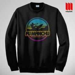 Fu Manchu San Clemente Surf Band Sweatshirt