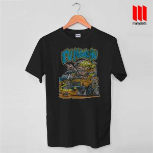 Fu Manchu Skate And Surf Van Band T Shirt is the best and cheap designs clothing for gift