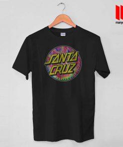 Santacruz Tie Dye T Shirt