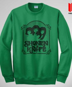 Japanese Punk Band Sweatshirt is the best and cheap designs clothing for gift