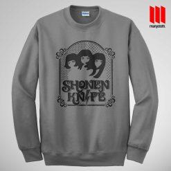 Japanese Punk Band Sweatshirt