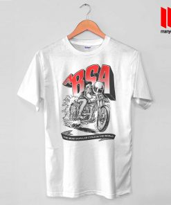 BSA Cafe Racer T Shirt