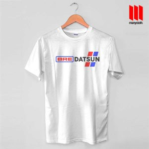 Bre Datsun Livery T Shirt is the best and cheap designs clothing for gift