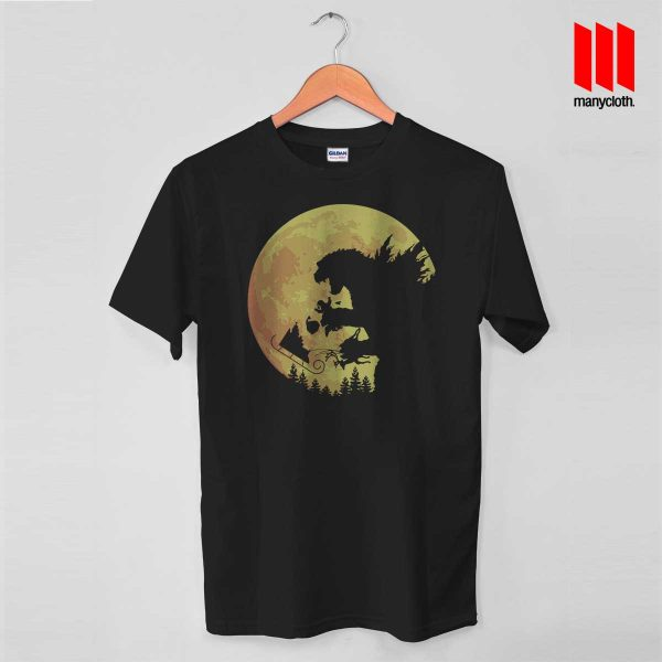 Christmas Monster Black T Shirt 600x600 Christmas Monster T Shirt