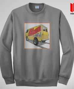 Fu Manchu Boogie Van Band Sweatshirt