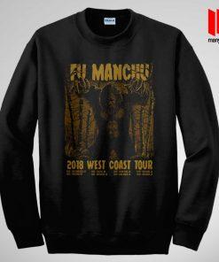 Fu Manchu West Coast Tour Sweatshirt