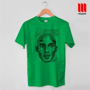 Coolest Kobe In Stripes T Shirt is the best and cheap designs clothing for gift