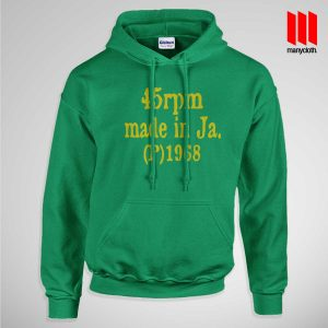 Made In Jamaica Hoodie is the best and cheap designs clothing for gift