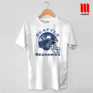 Coolest Helmet Of Seahawk T Shirt is the best and cheap designs clothing for gift