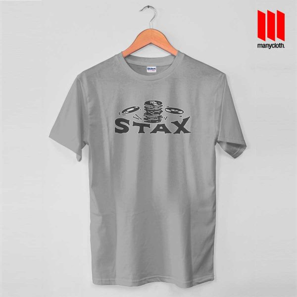 Early Year Of Stax Records Grey T Shirt 600x600 Early Year Of Stax Records T Shirt