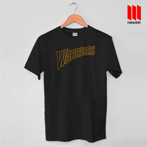 Golden State Warriors T Shirt is the best and cheap designs clothing for gift