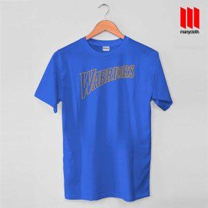 Golden State Warriors Blue T Shirt 300x300 Golden State Warriors T Shirt