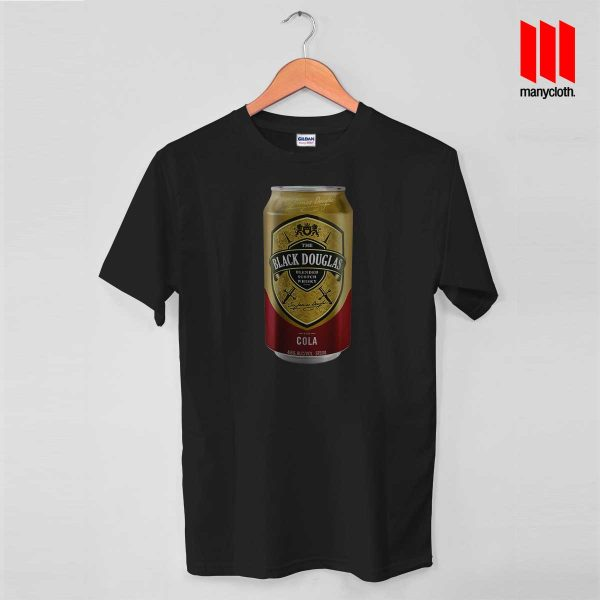 Black Douglas Beer T Shirt