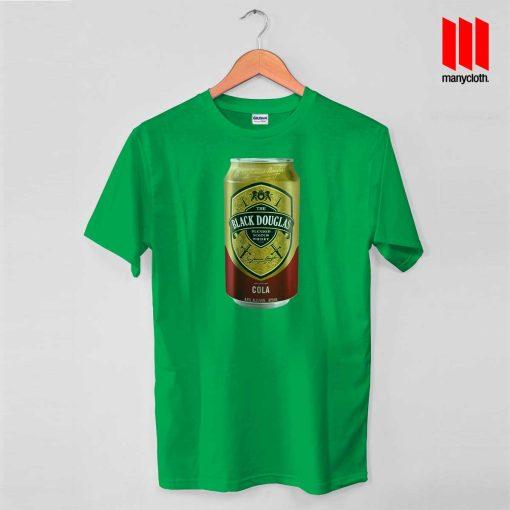 Black Douglas Beer T Shirt