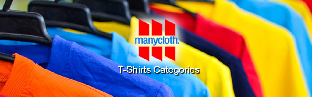T-Shirt Categories For Men and Women Cheap and Best Designs Clothing Store