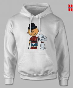 Charlie Brown Clockwork Orange Hoodie