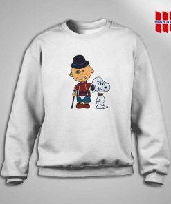 Charlie Brown Clockwork Orange Sweatshirt