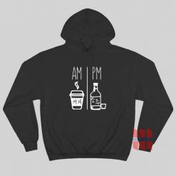 Am Pm Drink Korea Daily Routine Hoodie