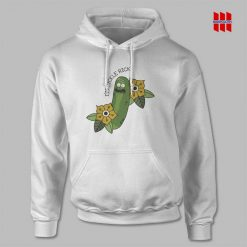 I'm Pickle Rick Hoodie Rick and Morty